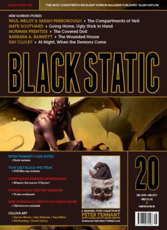 Black Static 20