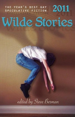 Wilde Stories 2011 Cover