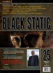 Black Static 25